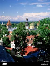 Tallinn Estonia Baltic