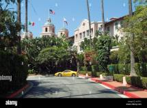 Beverly Hills Hotel Southern California Famous