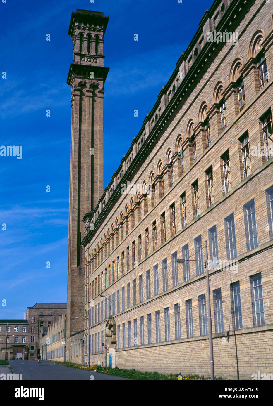 Listers Mill Bradford Stock Photos  Listers Mill Bradford Stock Images  Alamy
