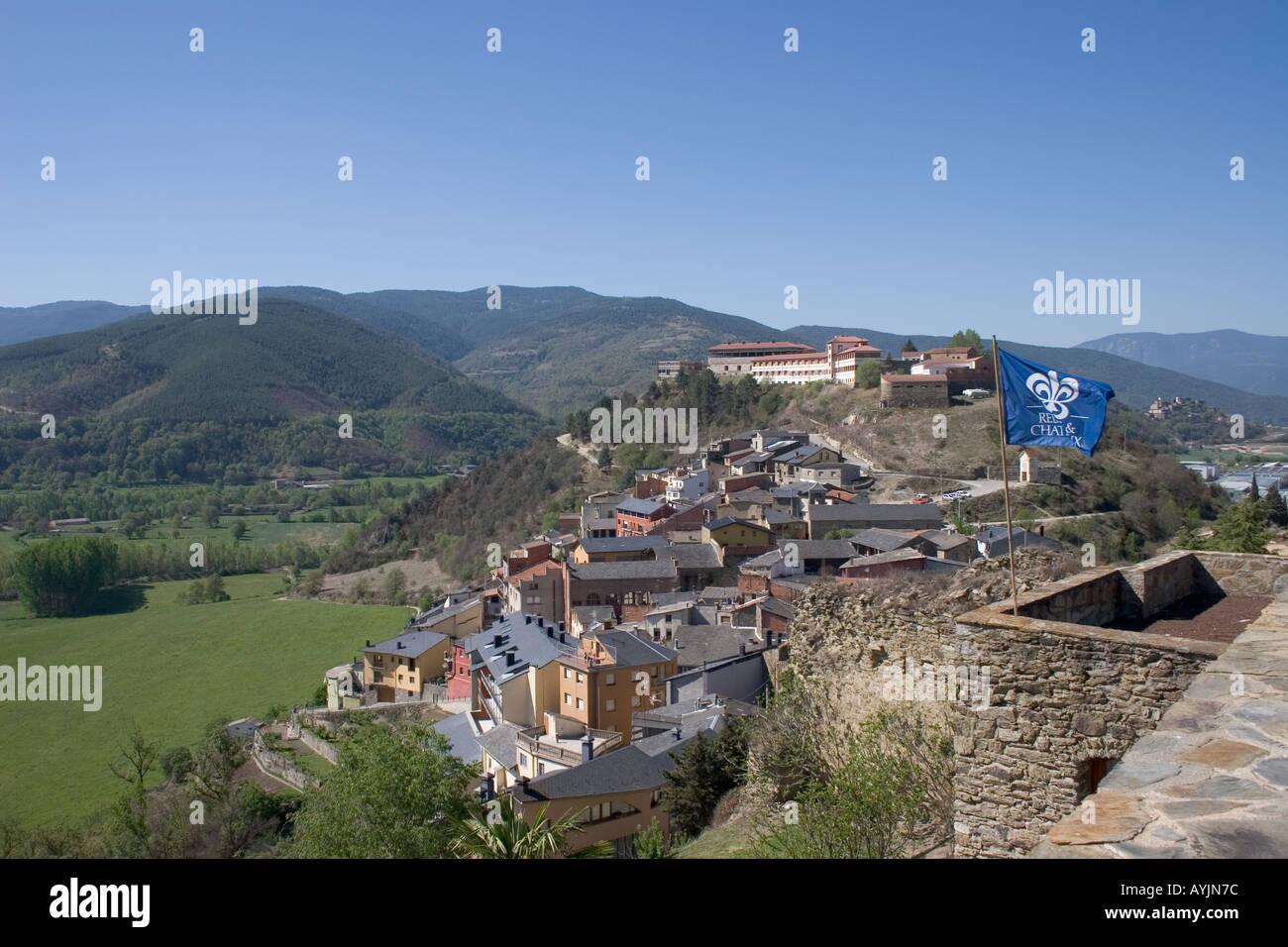 Thb El Castell De Ciutat Hotel In La Seu D Urgell