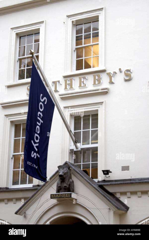 London Sotheby Stock &