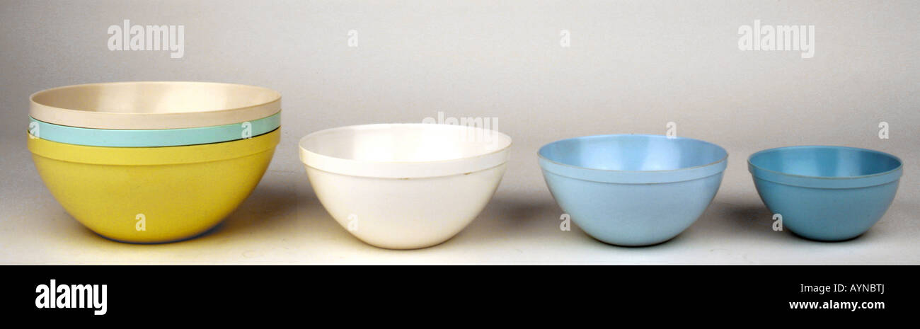 kitchen vessels set oak cabinets household dishes pieces of melamine resin fot table and producedy by veb plaste presswerk auma gdr late 1950 to 1960s
