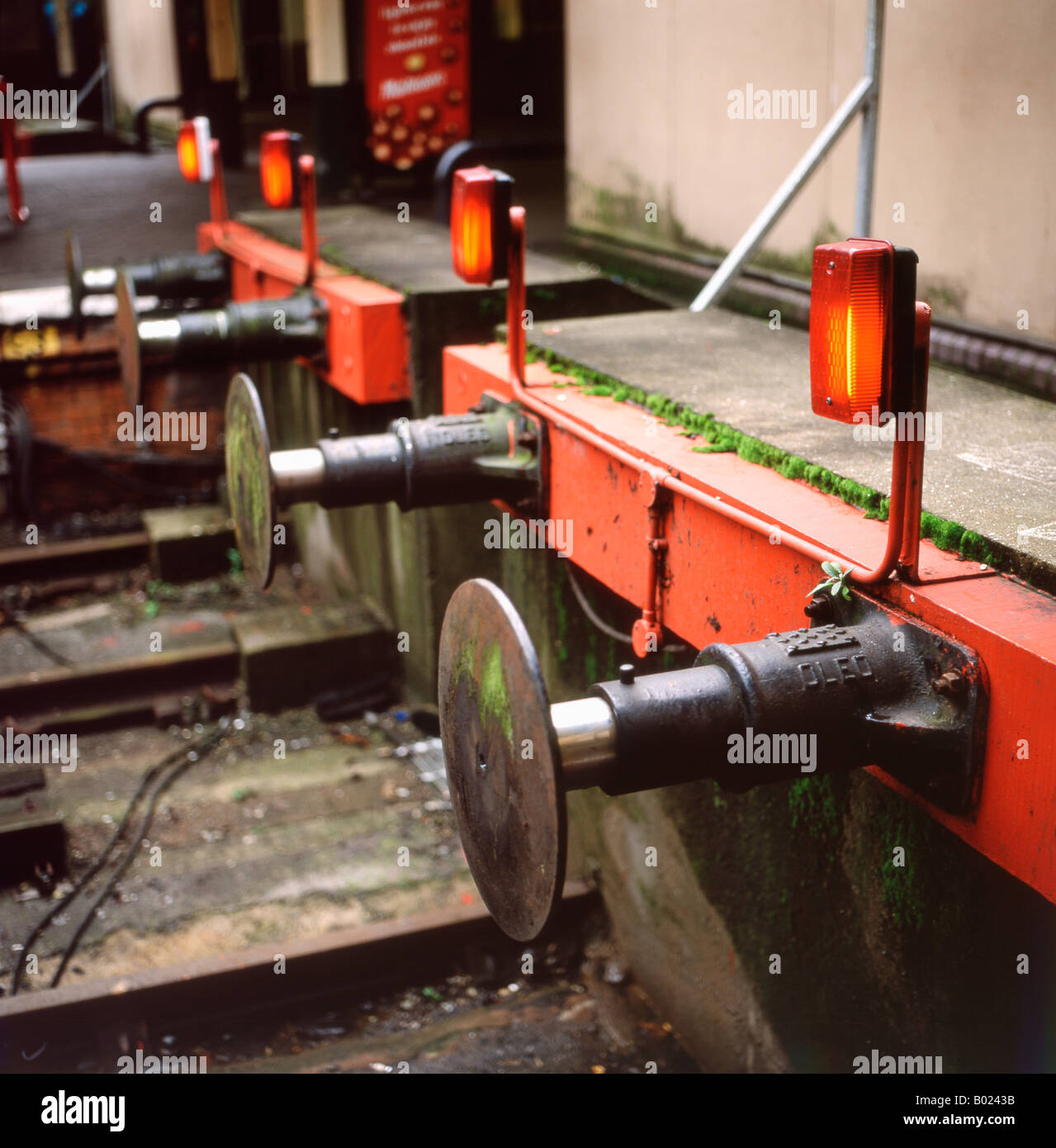 Train Buffers Pictures