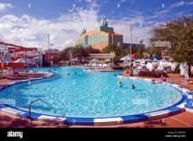 Swimming Pool Disney Boardwalk Resort With