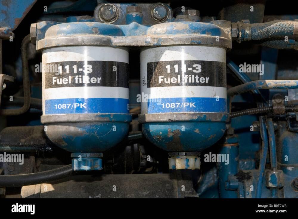 medium resolution of diesel fuel filter stock photos u0026 diesel fuel filter stock imagesfuel filters on a ford