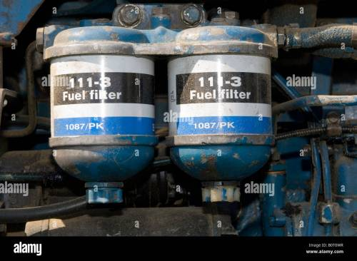 small resolution of diesel fuel filter stock photos u0026 diesel fuel filter stock imagesfuel filters on a ford