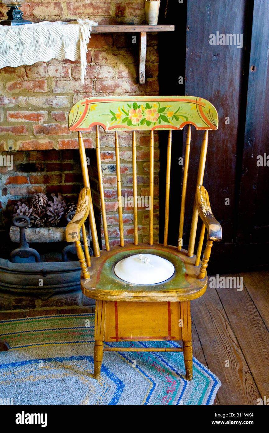 high seat chair for elderly blue chairs resort antique toilet | furniture