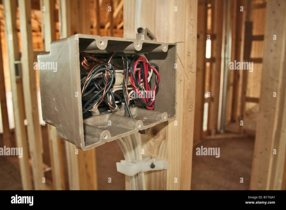 medium resolution of electrical outlet wiring in new home construction