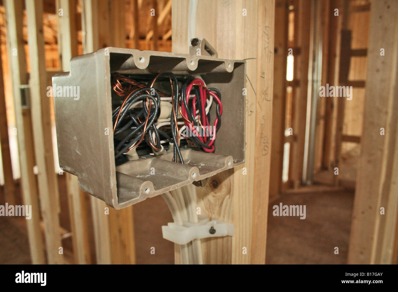 hight resolution of electrical outlet wiring in new home construction