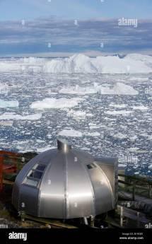 Greenland Igloo Hotel