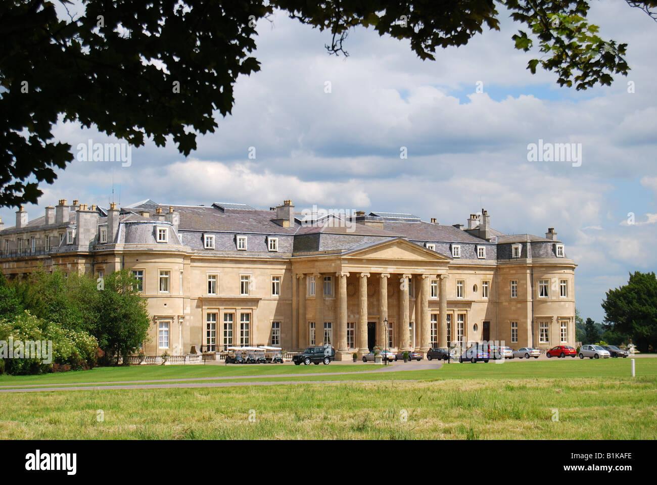 Luton Hoo Hotel Golf Spa Luton Bedfordshire England