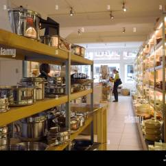 Kitchen Supplies Store Wooden Play Interior Divertimenti Equipment Shop Marylebone