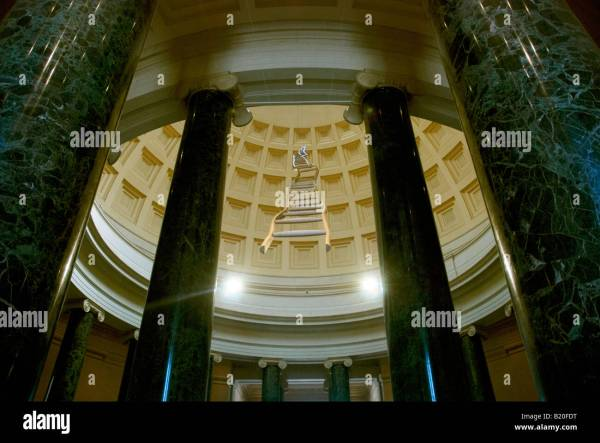 Interior Of National Art West Building Rotunda