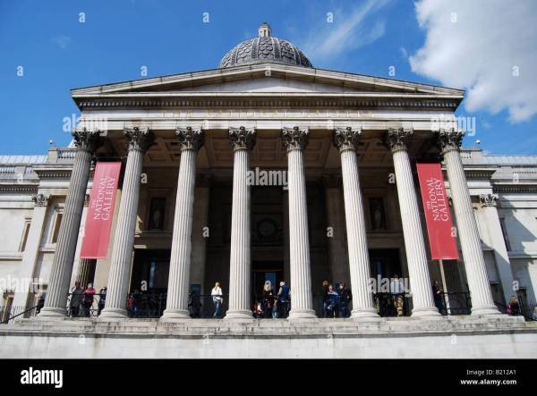 Images of Art Gallery London National Trafalgar Square