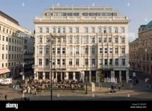 Sacher Hotel Vienna Austria Stock Royalty Free