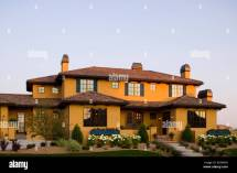 Luxury Tuscan Style Home Exteriors