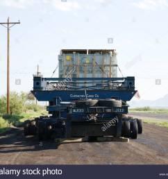 dual lane transporter heavy hauler 32 axles 128 tires heavy transformer hauling wide load oversize load [ 1300 x 1122 Pixel ]