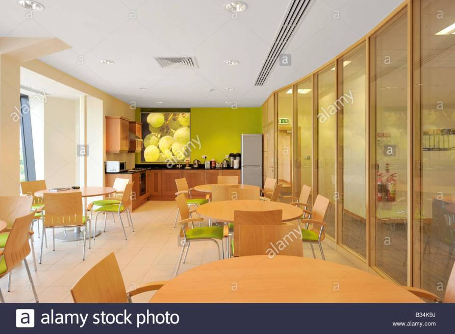 Modern Office Kitchen and Canteen Stock Photo, Royalty Free Image: 19157310 - Alamy