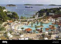 Amfora Hvar Grand Beach Resort Hotel Pool Area