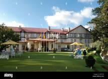 Grand Hotel Nuwara Eliya Sri Lanka Stock Royalty