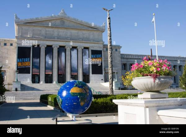 Field Museum Chicago Stock & - Alamy