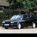 Vw Golf Mk2 High Resolution Stock Photography And Images Alamy