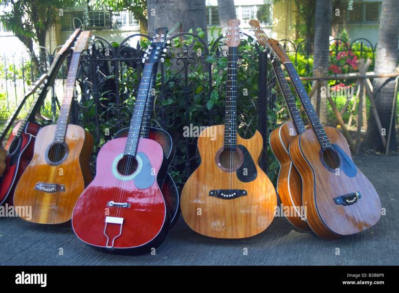guitars for sale in cebu city, cebu is famous for guitar production