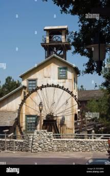 Disneyland Resort Stock &