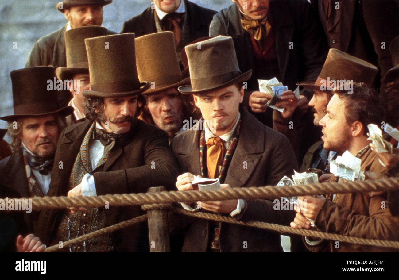 Leonardo Dicaprio Gangs New York Stock Photos Amp Leonardo