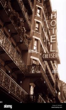 Sid and Nancy Chelsea Hotel