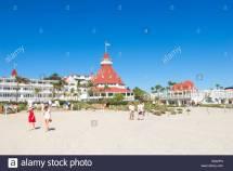 Coronado Island Beach Hotels