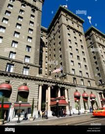 Westin St. Francis Hotel San Francisco California