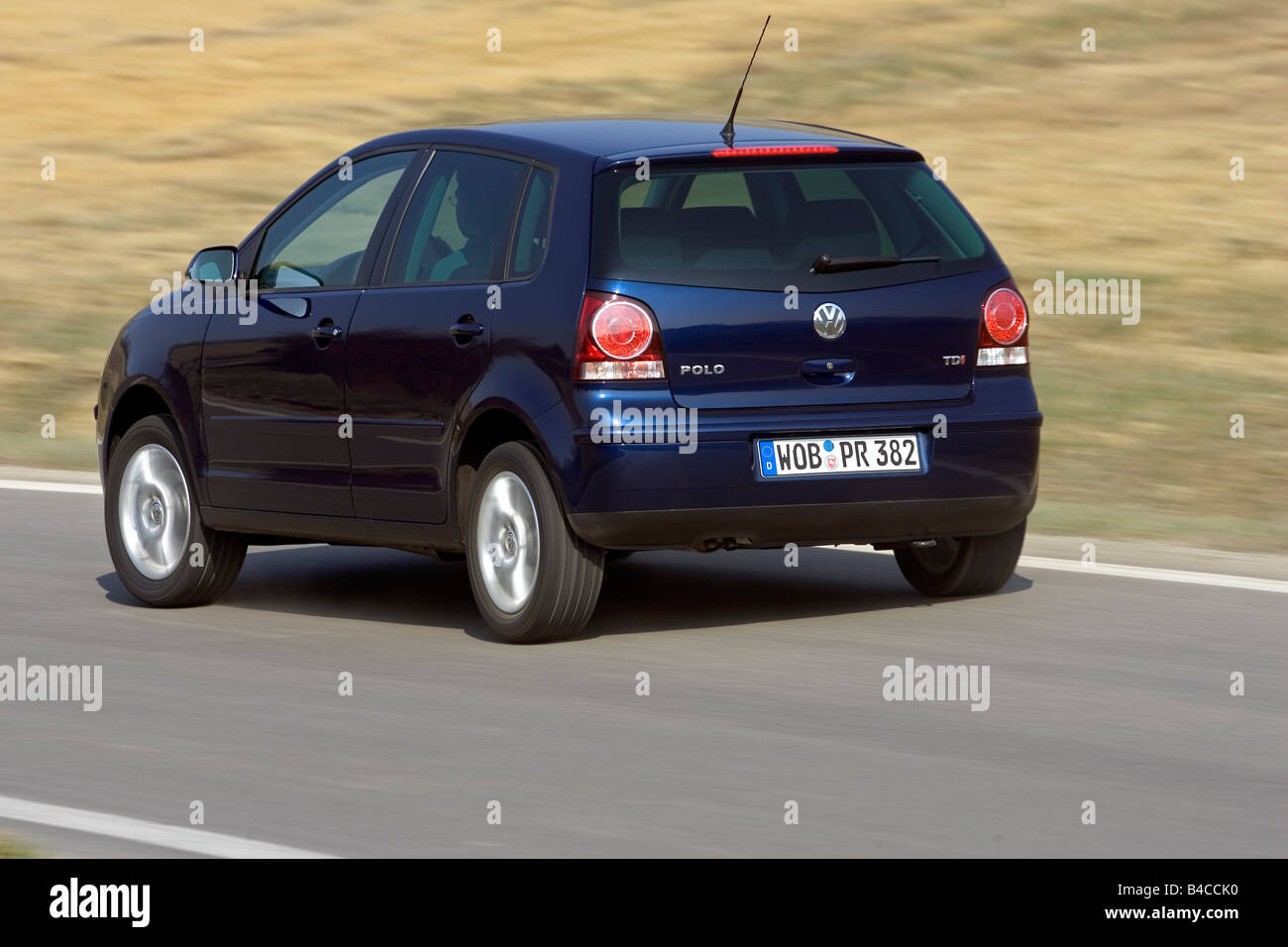 Car Vw Volkswagen Polo 1 9 Tdi Model Year 2005 Dark