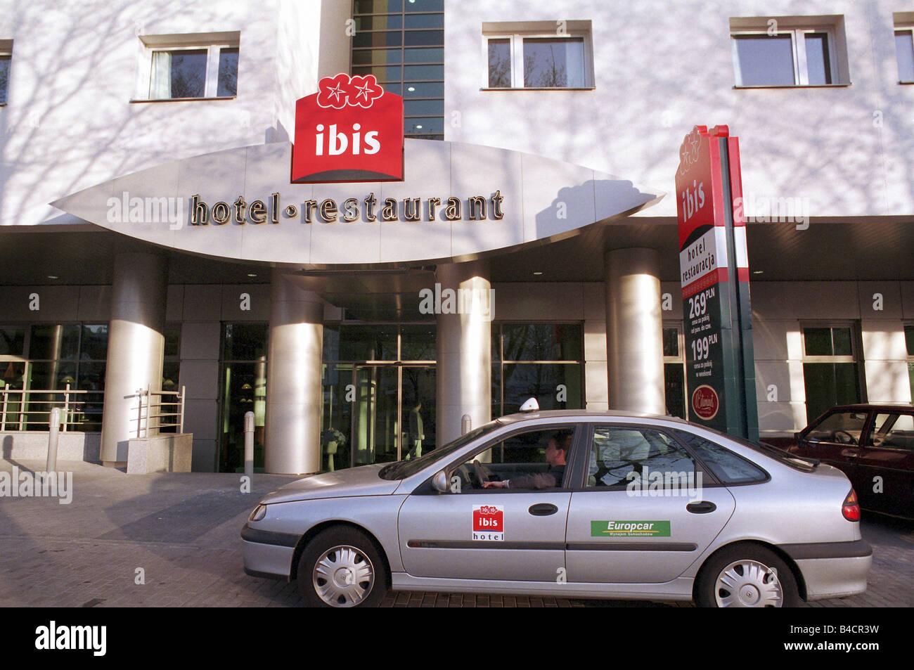 Ibis Hotel Poland Stock Photos Ibis Hotel Poland Stock