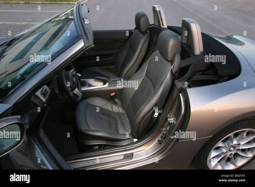 small resolution of car bmw z4 3 0i roadster convertible 231 ps h chstgeschwindigkeit 250 km h model year 2003 silver anthracite interior vi