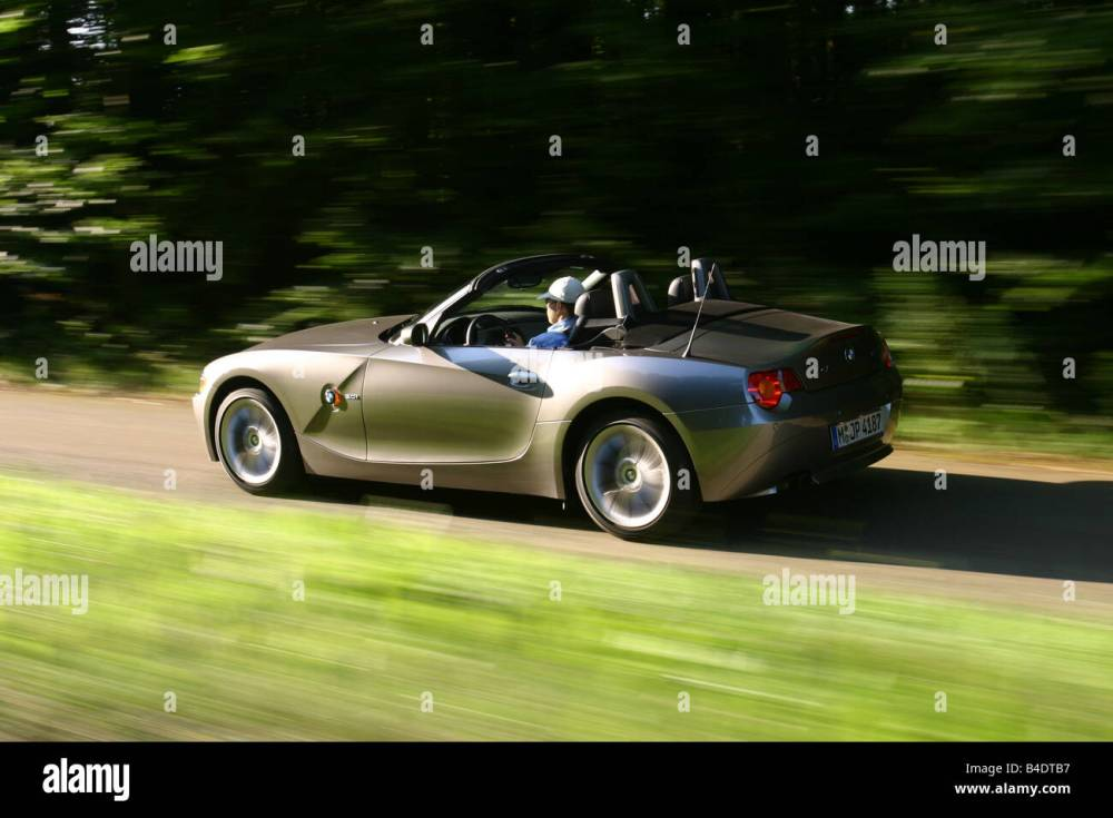 medium resolution of car bmw z4 3 0i roadster convertible 231 ps h chstgeschwindigkeit 250 km h model year 2003 silver anthracite driving op