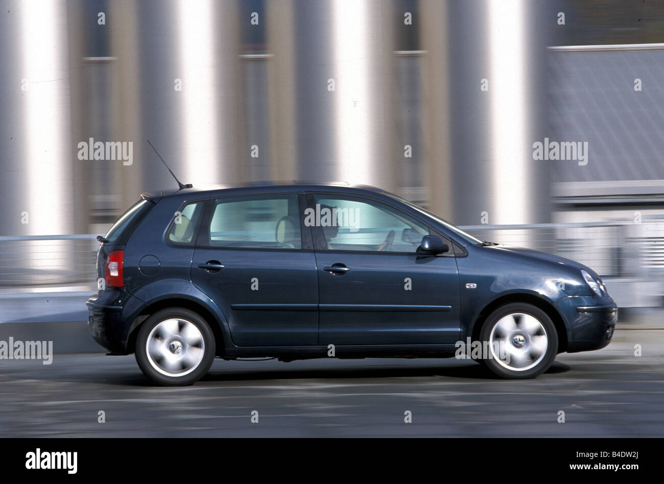 Car Vw Volkswagen Polo Tdi Limousine Small Approx
