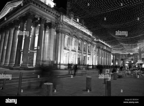 Mono Glasgow Stock & - Alamy