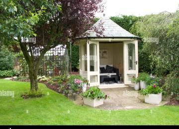 Garden Design With Summer House Summerhouses