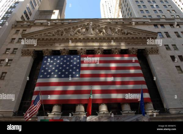 Wall Street Crash Stock &