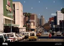 Harare Zimbabwe City Stock &