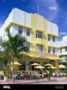 Leslie Hotel Ocean Drive Art Deco District Miami Beach