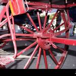 Undercarriage Of A Horse Drawn Wagon Stock Photo Alamy
