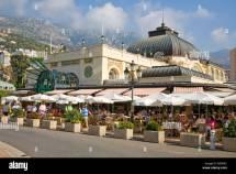 Cafe De Paris Place Du Casino Monte Carlo Monaco