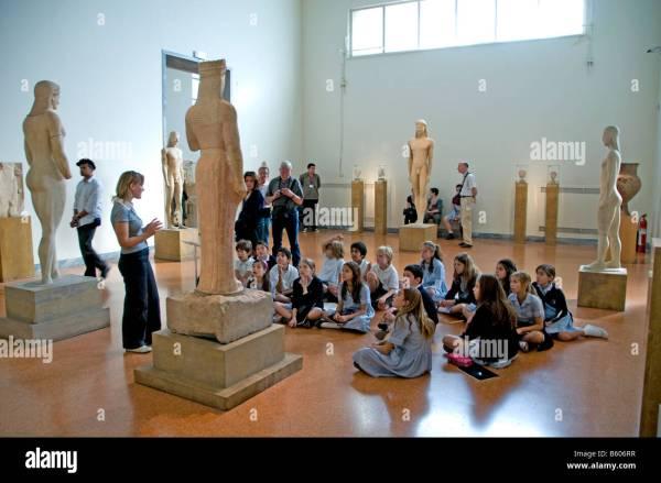 Greek Education History