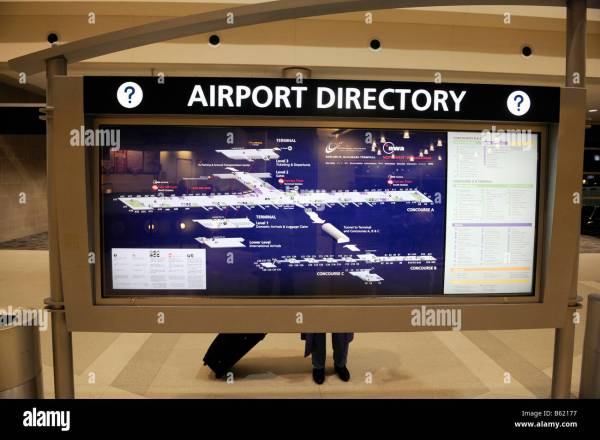 Airport Warning Signs Stock & - Alamy