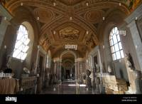 Sistine Chapel Ceiling Painted Michelangelo Stock Photos