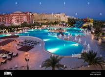 Swimming Pool Landscape Selge Beach Resort Turkish
