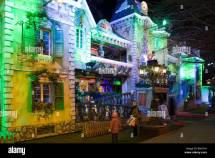 Haunted House England Stock &