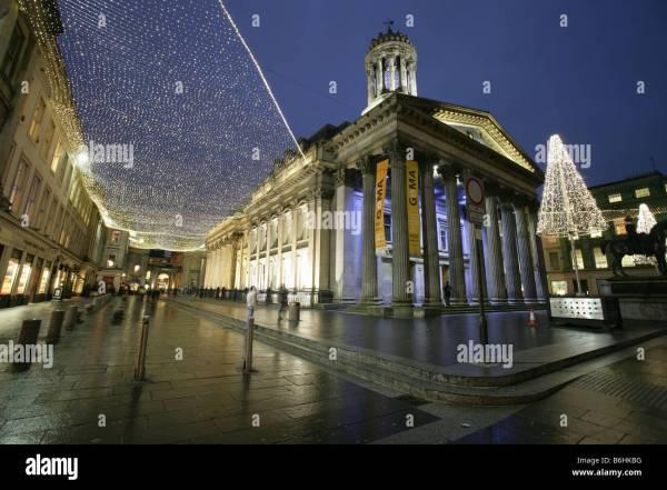Museum Modern Art Glasgow